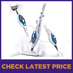 Pursteam Steam Mop Cleaner With Detachable Handheld Unit