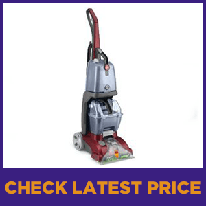 Hoover Power Scrub Deluxe High Pressure Steam Cleaner
