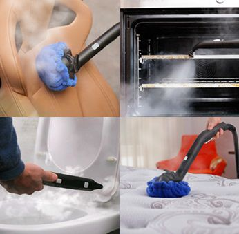 Steam Cleaner For Cars, Ovens And Toilets