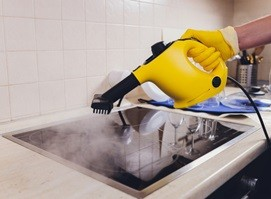 Steam Cleaner Easy To Carry