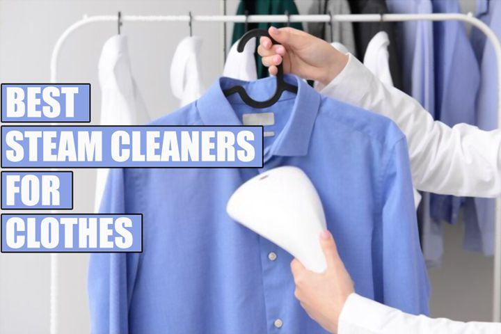 Photo of 10 Best Steam Cleaners for Clothes [Reviews 2021]
