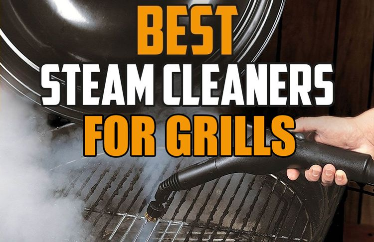 Best Steam Cleaner for Grill