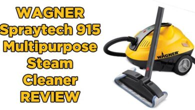 Photo of Wagner Spraytech 915 Multipurpose Steam Cleaner [Review 2021]