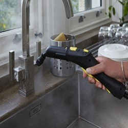 Steam Cleaner for Taps and Faucets