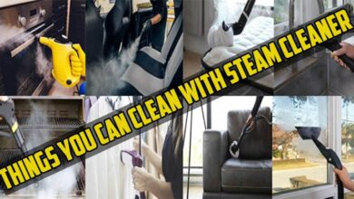 What Can You Clean With Steam Cleaner? [Get Your Money Worth]