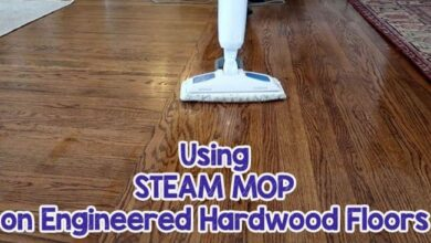 Can You Use a Steam Mop on Engineered Hardwood Floors
