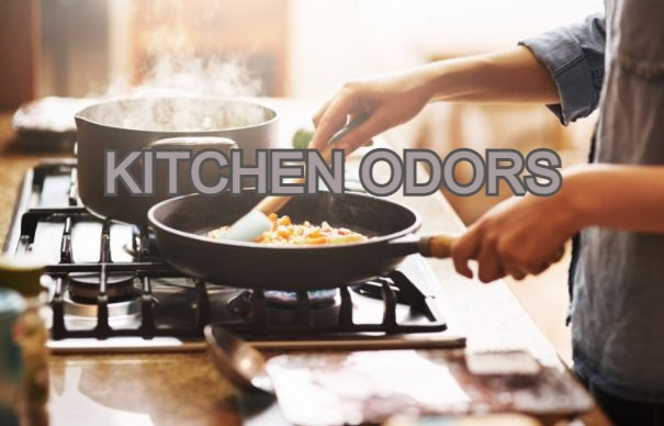 How to Remove Kitchen Odors