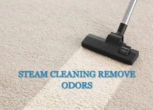 Steam Cleaning Remove Odors