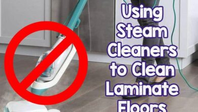Can You Use a Steam Cleaner on Laminate Floors