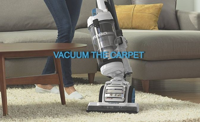 Vacuum Cleaning of Carpet