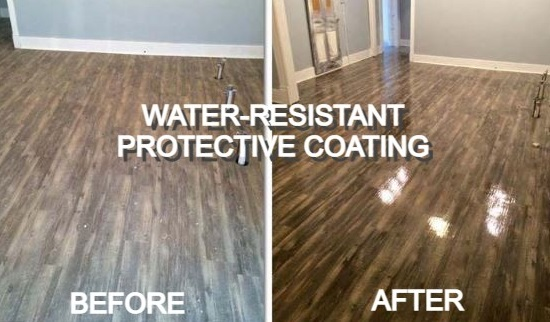 Water-Resistant Protective Coating