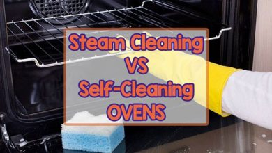 Steam Cleaning Vs. Self-Cleaning Ovens