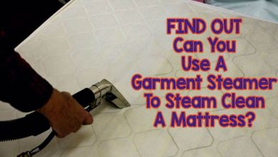 Can You Use A Garment Steamer To Clean A Mattress?